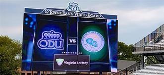 College Scoreboards & Video Displays