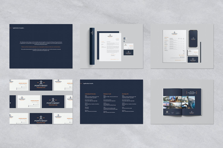 Graphic Design - Brand Identity