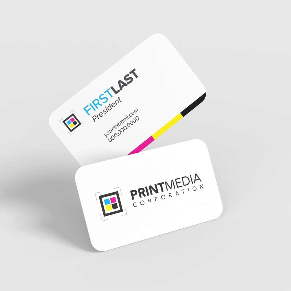 PMC Custom Print Business Card