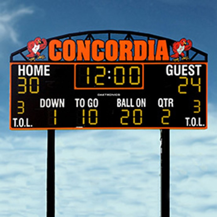 Scoreboards and Timing Systems for Sports